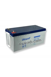 Battery UCG 12V 200AH GEL